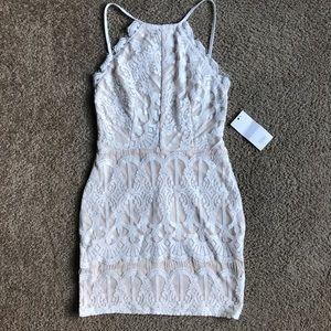 c028d2c76d Tobi Dresses   Give Me Your Love Lace Bodycon Dress Xs Nwt   Poshmark